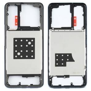 Middle Frame Bezel Plate voor Vivo Y73s V2031A(Zilver)