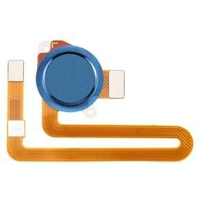 Vingerafdruksensor Flex-kabel voor Motorola Moto G8 Power(Blauw)