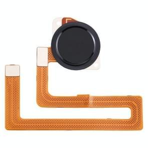 Vingerafdruksensor Flex-kabel voor Motorola Moto G8 Play/XT2015/XT2015-2(Zwart)