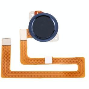 Vingerafdruksensor Flex-kabel voor Motorola Moto G8 Play/XT2015/XT2015-2(Blauw)