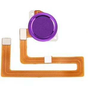 Vingerafdruksensor Flex-kabel voor Motorola Moto G8 Play/XT2015/XT2015-2(Paars)