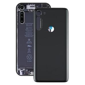 Batterij back cover voor Motorola Moto G8 Power (zwart)
