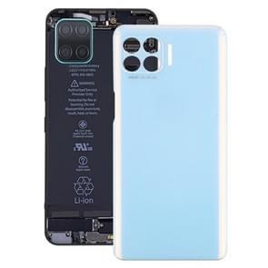Batterij back cover voor Motorola One 5G UW / Een 5G / Moto G 5G Plus / XT2075 XT2075-2 XT2075-3 (wit)