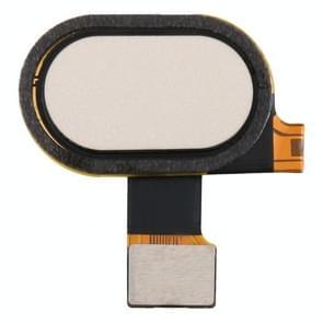 Vingerafdruksensor Flex-kabel voor Motorola Moto G5 XT1672 XT1676 (Goud)