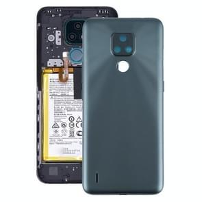 Originele batterij achterkant voor Motorola Moto E7 (Grijs)