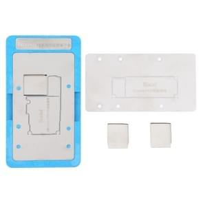Kaisi Mainboard Middle Layer Board BGA Reballing Stencil Plant Tin Platform voor iPhone 11 / 11 Pro