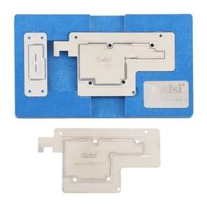 Kaisi Mainboard Middle Layer Board BGA Reballing Stencil Plant Tin Platform voor iPhone X / XS / XS Max