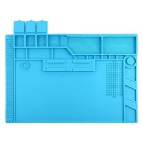 S-170 isolatie hittebestendige reparatie pad ESD Mat met magnetische  grootte: 48 x 32cm