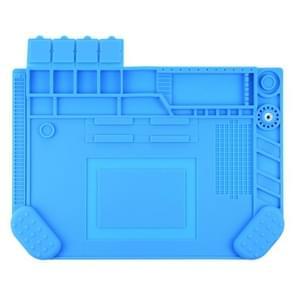 A-500 isolatie hittebestendige repair pad ESD Mat met magnetische  grootte: 48 x 32cm