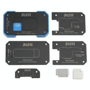 AIXUN FT06 Pro 6 in 1 PCB Printing Reballing Platform Voor iPX-iP11 Pro Max