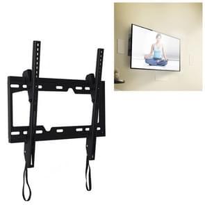 KT2267 26-55 inch universele verstelbare verticale hoek LCD TV muurbeugel met koord