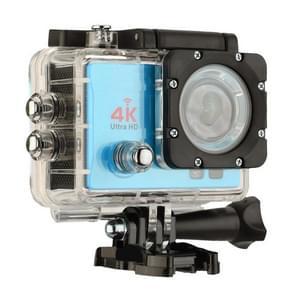 Q3H 2.0 inch Screen WiFi Sport Action Camera Camcorder met waterdichte behuizing  Allwinner V3  170 graden groothoek(blauw)