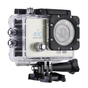 Q3H 2.0 inch Screen WiFi Sport Action Camera Camcorder met waterdichte behuizing  Allwinner V3  170 graden groothoek (Beige)