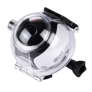 360 graden ervaring Fisheyes FHD 2440P WiFi DV 8.0MP panoramische videocamera met waterdichte hoes