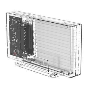ORICO 2259U3 Transparent Series Dual-Bay Hard Drive Enclosure