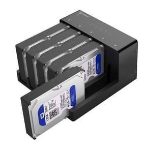 ORICO 6558US3-C 2.5 / 3.5 inch Hard Drive Enclosure with Duplicator