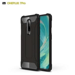 Magic Armor TPU + PC Combination Case for OnePlus 7 Pro(Black)