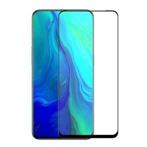 """ENKAY Hat-Prince 0.26mm 9H 6D Curved Full Screen Tempered Glass Film for OPPO Reno 10x zoom 6.6"""""""