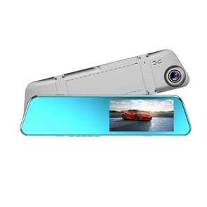Full HD 1080P Full-Screen Touch 5 18-inch achteruitkijkspiegel digitale videorecorder Dual-Lens Ultra-dunne on-board DVR-camera