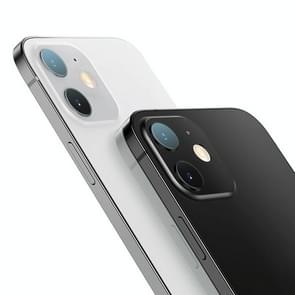 2PCS mocolo 0 15mm 9H 2.5D Round Edge Camera Lens Tempered Glass Film Voor iPhone 12(Clear)