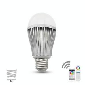 FUT019 9W Dual White LED Lamp 2 4 GHZ RF Controleerbare wifi ingeschakeld CCT Instelbare helderheid Dimming E26/E27