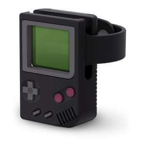 Retro Game Console Charging Stand For Apple Watch(Black)
