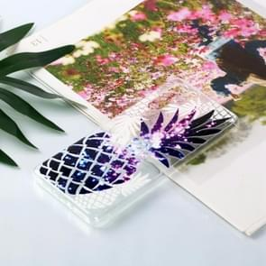 Diamond Pattern Painted TPU Protective Case for Huawei P30 Pro(Two-color Pineapple Pattern)