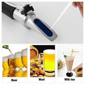 RZ120 echte refractometer bier Brix Wort suiker alcohol soortelijk gewicht handheld tool Areometer