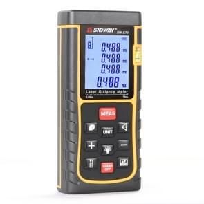 SNDWAY Handheld Laser Range Finder SW-E80