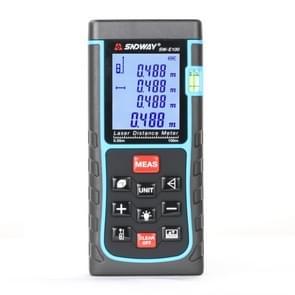 SNDWAY Handheld Laser Range Finder SW-E100