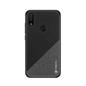 PINWUYO Honors Series Shockproof PC + TPU Protective Case for ASUS Zenfone Max Pro (M1) / ZB601KL / ZB602KL(Black)