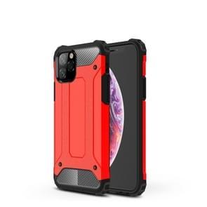 Magic Armor TPU + PC combinatie Case voor iPhone XI (2019) (rood)