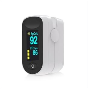 C1 Finger Pulse Oximeter Wrist Blood Pressure Monitor Finger Heart Rate Digital Pulse Oximeter(Black)