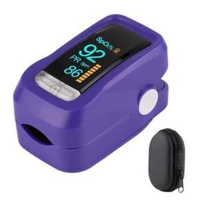 H1 Medical Special Finger Pulse Oximeter(Purple)