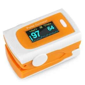 M120 Precision Medical Special Finger Pulse Oxygen Meter Multi-color Optional(Yellow)