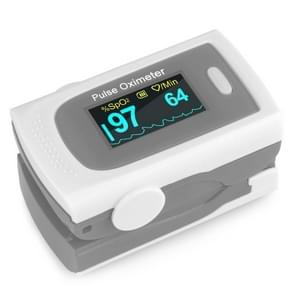 M120 Precision Medical Special Finger Pulse Oxygen Meter Multi-color Optional(Gray)