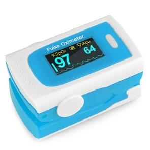 M120 Precision Medical Special Finger Pulse Oxygen Meter Multi-color Optional(Blue)
