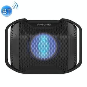 W-King S8 5W speaker Waterproof IPX5 met LED licht Bluetooth draadloze speaker Portable outdoor speaker voor motor/fiets hander