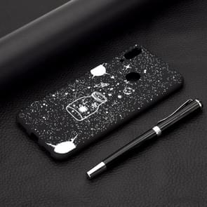 TPU Protective Case for Xiaomi Redmi Note 7S & Note 7& Redmi Note 7 Pro(The starry sky)