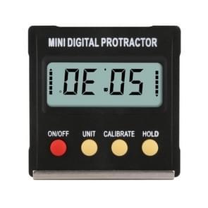 RZ2010 360 graden mini digitale Protractor inclinometer elektronische niveau doos magnetische basis meetinstrumenten