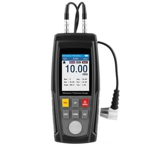 WT130A  Digital Ultrasonic Thickness Gauge Meter Tester USB Charging Digital Thickness Metal Tester High Precision