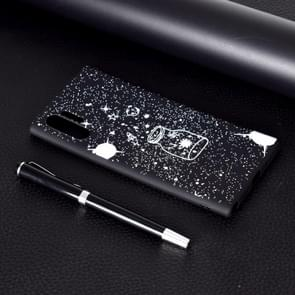 TPU Protective Case for Galaxy Note10+(The Starry Sky)
