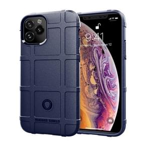 Full Coverage Shockproof TPU Case for iPhone XI Max 2019(Blue)