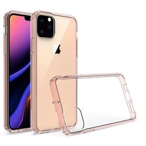 Scratchproof TPU + acryl beschermende case voor iPhone XI Max 2019 (roze)