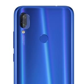 ENKAY Hat-Prince 0.2mm 9H 2.15D Round Edge Rear Camera Lens Tempered Glass Film for Xiaomi Redmi Note 7 / Note 7 Pro