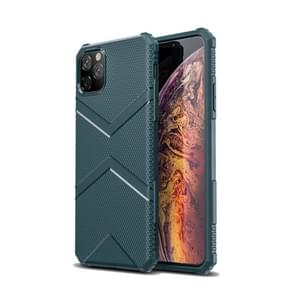Diamond Shield TPU Drop Protection Case for iPhone XI 2019(Navy Blue)