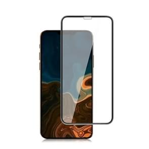 mocolo 0.33mm 9H 3D Full Glue Curved Full Screen Tempered Glass Film for iPhone 11 Pro / XS / X