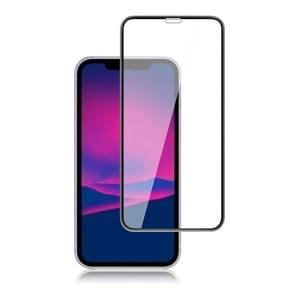 mocolo 0.33mm 9H 3D Full Glue Curved Full Screen Tempered Glass Film for iPhone 11 / XR