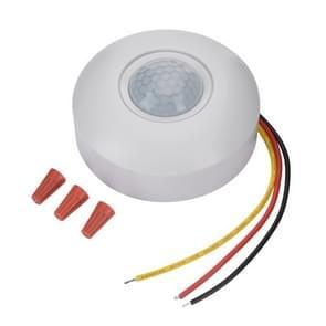 12V Infrared PIR Motion Sensor Switch With Delay 360 Degree Detection Sensor for LED Ceiling Light