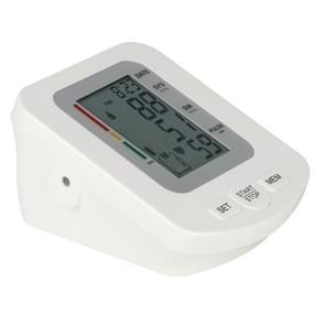 W2  Digital Blood Pressures Automatic Upper Arm Heart Beat Rate Pulse Monitor Meter Tonometer With Voice Sphygmomanometer